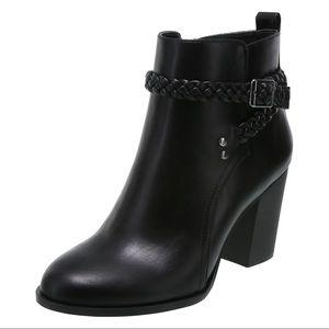 American Eagle Ula Block Heel Boots Black Size 10
